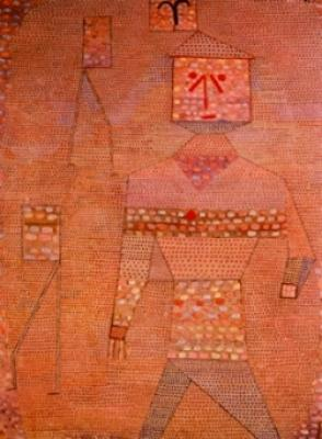 Paul Klee - Chief-general of the Barbains