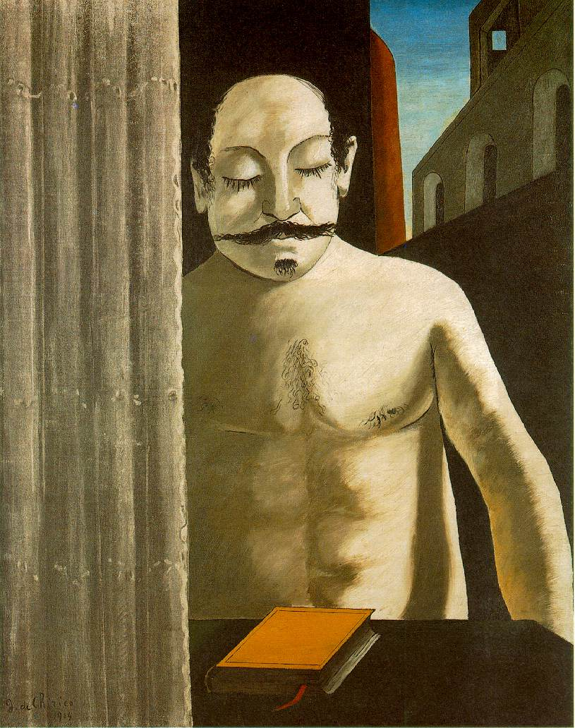 "Giorgio de Chirico's ""The Child's Brain"" (1914)"
