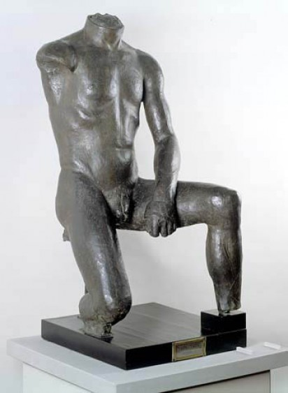 Mario Marini Sculpture