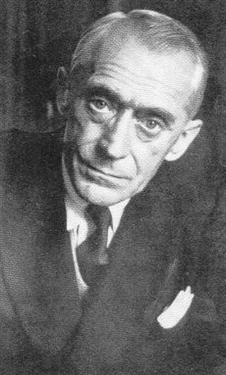 Leonhard Frank in one of his late photographs