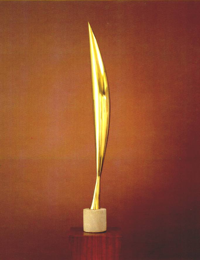 "Konstantin Brancusi's ""Bird in Space"" (1923)"
