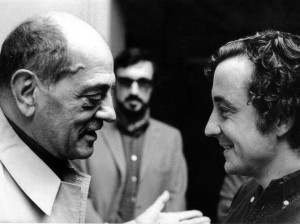 Louis Malle and Luis Bunuel