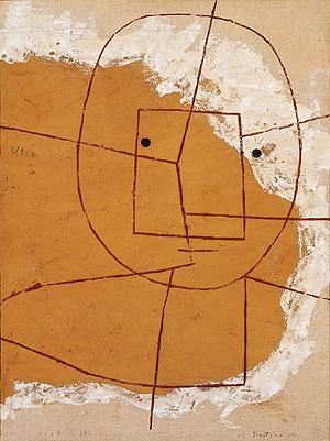 "Paul Klee, ""The One Who Understands"", 1934"