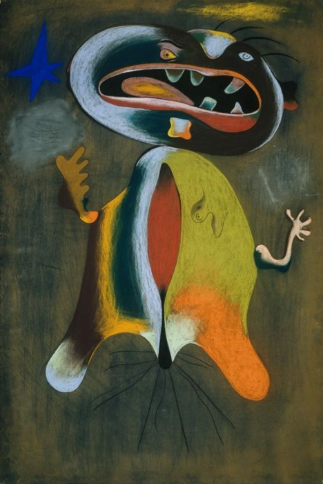 Joan Miró, Woman, 1934