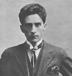 Jean Cocteau as a young man
